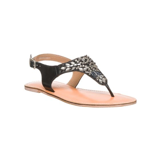 I love the Coconuts Porto Sandal from LittleBlackBag