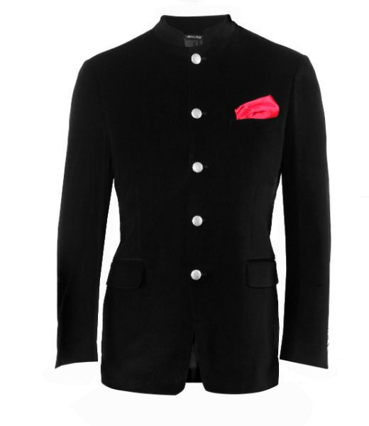 The Black Velvet Nawab by Canali