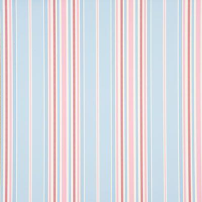 Buy the vintage blue pink stripe wallpaper at the range for Striped kitchen wallpaper