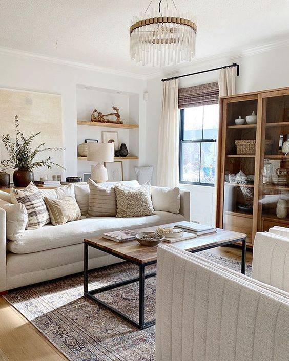 Home Inspiration See Anna Jane Modern Traditional Decor Home Living Room Cozy Living Rooms