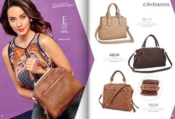 Bolsas accesorios cklass oi 2015 handbags cklass for Catalogo de accesorios
