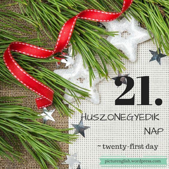 21st day / 21.nap