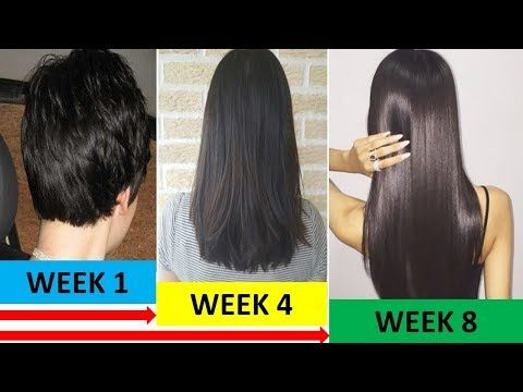 How To Grow Hair Faster Thicker And Longer Hair Growth Secrets For Overnight Days Weeks Months Hair C Shiny Hair Natural Longer Hair Growth Shiny Hair