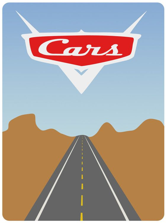 """""""Cars"""". One of Little Mr. C's favorite Disney movies."""