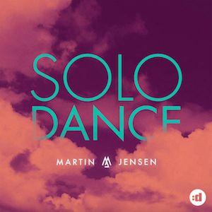 Martin Jensen – Solo Dance acapella