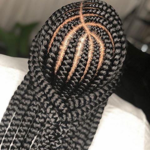 Pinterest Theylovekandi Cornrow Hairstyles African Braids Hairstyles Cornrows Braids