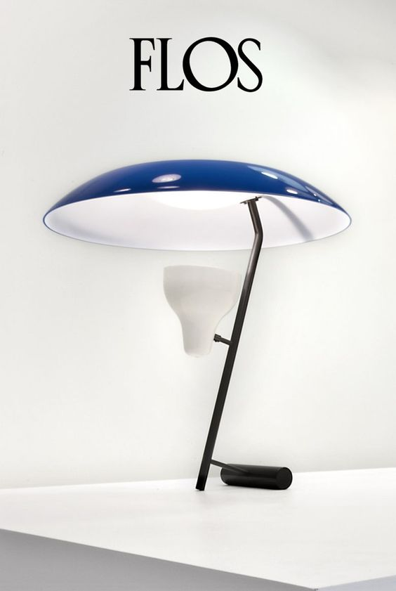 Flos 548 Lamp 548 Table Lamp by Flos Gino Sarfatti Italian 1950s – Flos Desk Lamp
