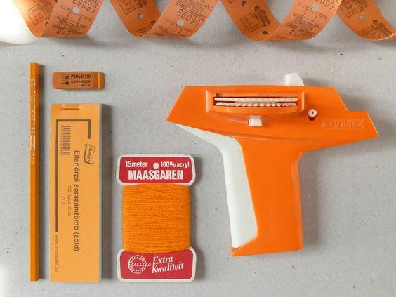 Orange (ii). gun