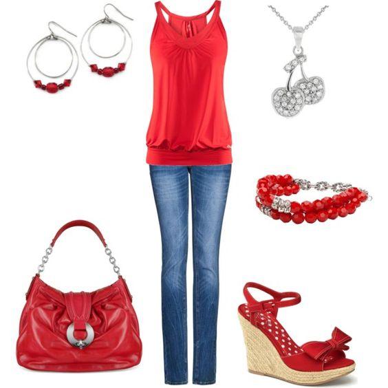 Cherry Red: