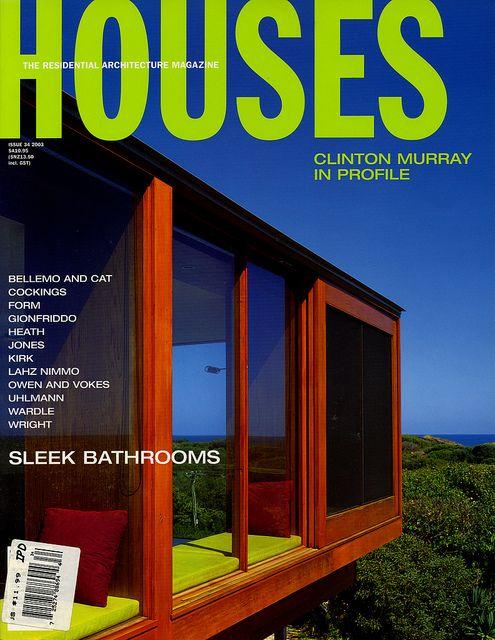 Houses: Issue 34 by Joe Kral, via Flickr