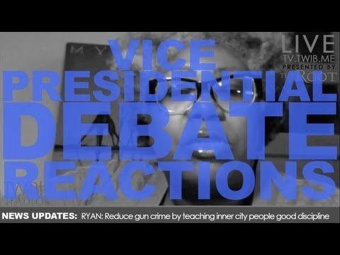 TWiB! RADIO | POST VP DEBATE REACTIONS w/ PROF.ANTHEA BUTLER TWiB! RADIO | POST VP DEBATE REACTIONS w/ PROF.ANTHEA BUTLER  104 views  HELP SUPPORT INDIE MEDIA: http://donate.twib.me