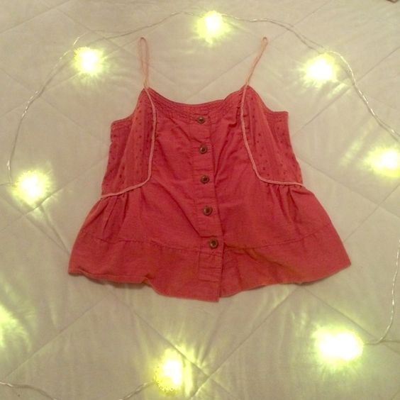 Urban Outfitters Buttoned Down Top! Size:Small. In great condition! Urban Outfitters Tops