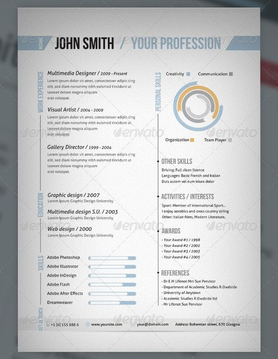 Pin by aryanabarcelona on hired Pinterest Cv resume template - manager medico marketing resume