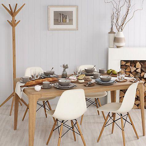 buy ebbe gehl for john lewis mira dining room furniture online at johnlewiscom buy dining room table