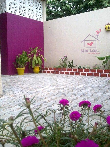 Um lar...: Antes e depois do quintal e lavanderia: transformações e conclusões!