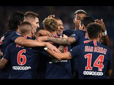 Video Psg 5 0 Ol Video Resume Du Match Olympique Psg Et Psg