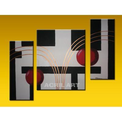 Cuadros tripticos modernos buscar con google for Cuadros decorativos minimalistas