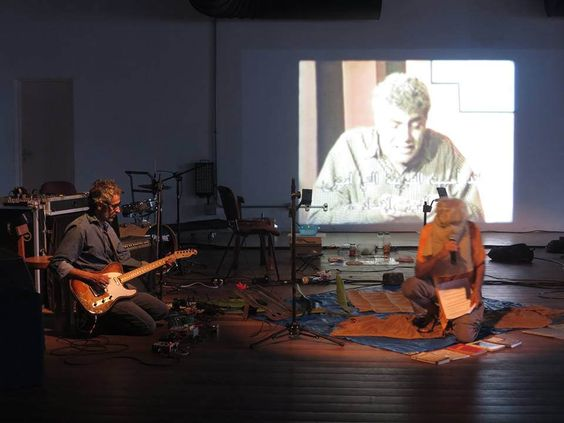https://flic.kr/p/D3Dpgs   Low Fi Expandido: Helio Oiticica e José Agrippino de Paula   oco do atomo + Bruno Rohde + Joãozito foto: Thayná Lima