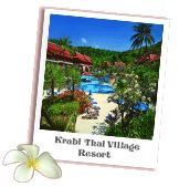 Thailand…Krabi Thai Village Resort