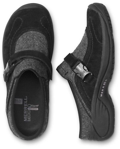 Merrell Side Step Shoes  At home mom shoes :)
