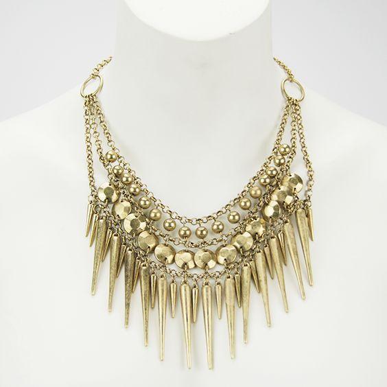 http://www.collectorsdock.com/product/gelaagde-ketting-goud/ €7,45 i.p.v. €14,95