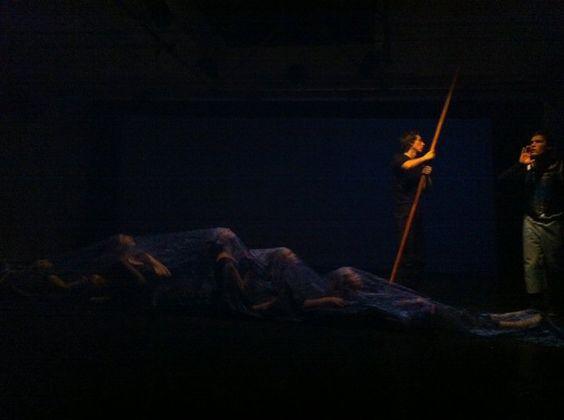 Der Teufel mit den drei goldenen Haaren  Foto: Mario Heinemann Jaillet