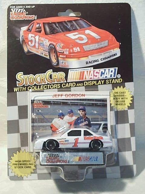 New 1993 Racing Champions 1:64 NASCAR Morgan Shepherd Citgo Thunderbird Promo