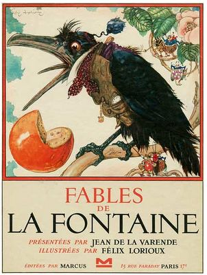 Fables De La Fontaine audios in french free here http://librivox.org/fables_la_fontaine_01/