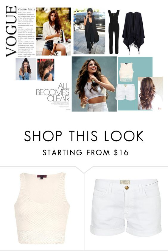 """""""Untitled #58"""" by ellma94 ❤ liked on Polyvore featuring Current/Elliott and Joseph"""