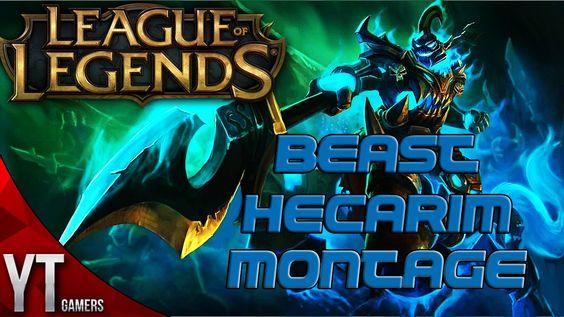 Hecarim Montage League of Legends