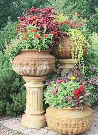 Landscape Gardening Jobs Sheffield Container Gardening For Profit Each Soil For Container Gardening Veg Container Plants Container Gardening Garden Containers