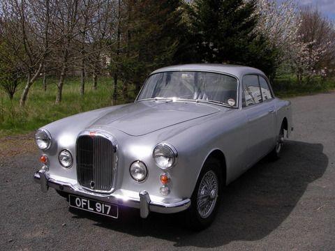 Alvis TD 21  Series 2 (1962)