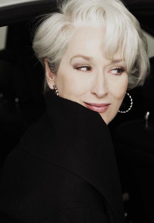 Meryl Streep...  God I Love her !!!