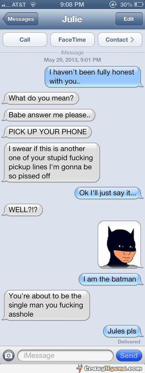 Teasing A Guy Through Texts