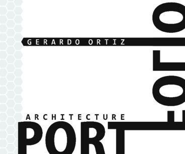 Click to preview Architectural Portfolio photo book