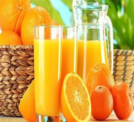 طريقة عمل عصير البرتقال الفريش بالجزر بطرق سهلة Healthy Drinks Acidic Foods Fruit