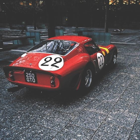 Precise Plates | The Ecurie Francorchamps & Pink Floyd 250 GTO Ferrari 250 GTO Berlinetta Series 1 | Gran Turismo Omologato | Grand Touring Homologated | Sports Coupe Series 1 | Bizzarrini et Scaglietti | Chassis No. 3757GT | Livery No. 22 | Plate No. 250 GTO | | 3.0 L Tipo 168 V12 302 hp | Top Speed 280 kph 174 mph | A total of 39 cars were produced | Thirty Three 62-63 Series 1 | Three 1964 Series 2 | Three 330 GTO Specials This particular GTO debut in 1962 to take 2nd place in its class…
