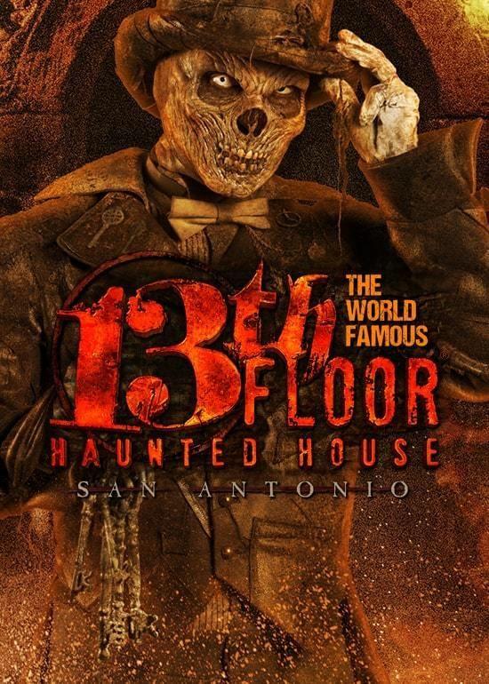 13th Floor San Antonio 10 19 At 13th Floor Haunted House San Antonio On Oct 19 Haunted House 13th Floor Flooring