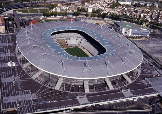 Coupe psg and lyon on pinterest - Stade de france coupe de france ...