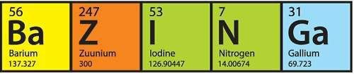 The only time I like chemistry :)