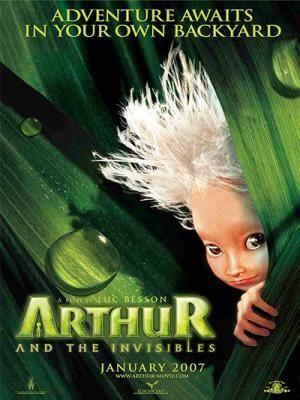 Arthur Và Người Vô Hình - HD