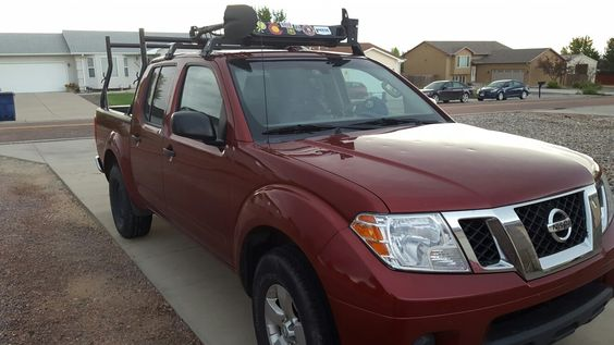 2013 Nissan Frontier 4X4, in the works of becoming a mountain goat.