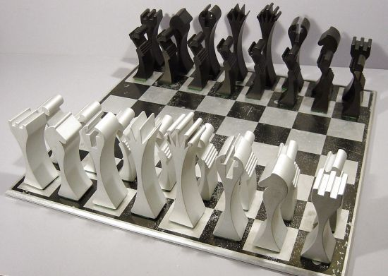 Aluminum chess set awesome chess sets pinterest the - Chess nice image ...