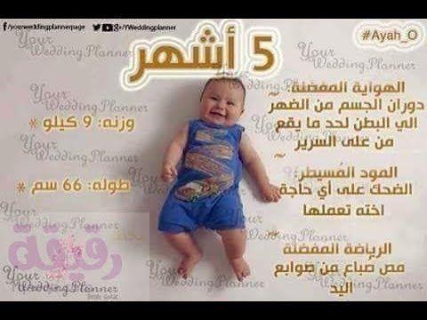 الشهر الخامس من عمر الطفل Baby Face Kids Face