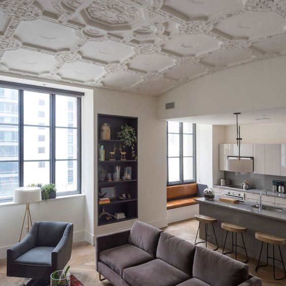 15 Spaces with Stunning Architectural Features | Design*Sponge