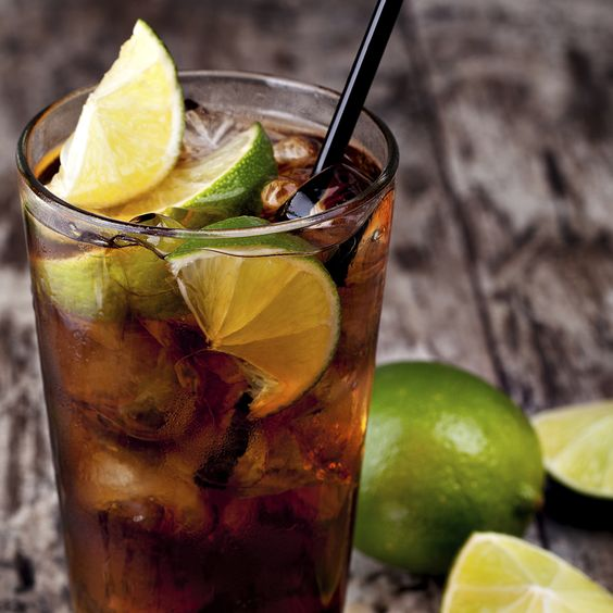 Get this Rum recipe of Cuba Libre from The Cocktail Project.