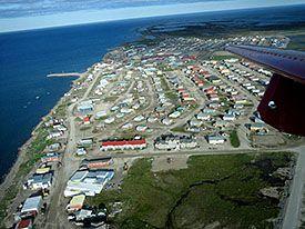 history of nunavut canada