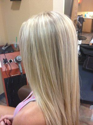 Honey Blonde With Platinum Highlights Google Search