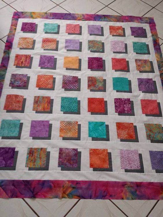 It's Not A Trick! These Illusion Block Quilts Are The Real Deal! - 24 Blocks