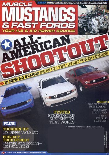 Muscle Mustang & Fast Fords  http://www.allmagazinestore.com/muscle-mustang-fast-fords/
